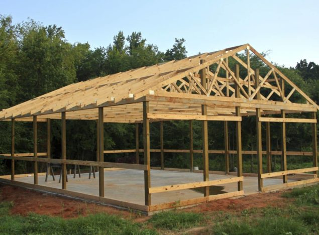 Agriculture Truss